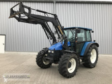 tracteur agricole New Holland 6635 DT