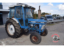 Tracteur agricole Ford 7610 Gen.II occasion