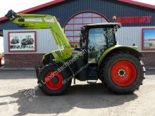 tracteur agricole Claas ARION 650 Hexashift