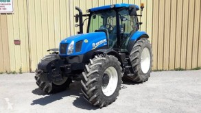 Tracteur agricole New Holland T6 175 EC occasion