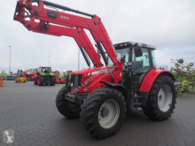 tractor agrícola Massey Ferguson 6460