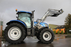 Tractor agrícola New Holland T7-170 AC Blue Power usado