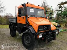 Mercedes Unimog U 110 farm tractor