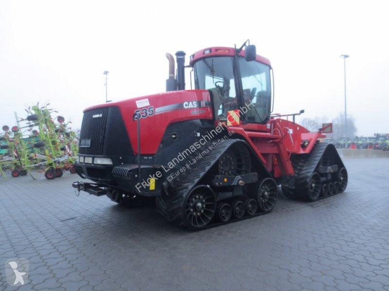 Преглед на снимките Селскостопански трактор Case IH Quadtrac STX 535