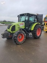 tracteur agricole Claas Axos 330
