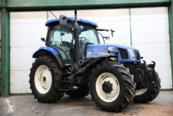 tractor agrícola New Holland T6030 Plus supersteer