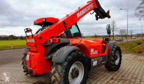 tracteur agricole Manitou 735-120 LSU powershift 7m 40km/h Klimatyzacja 3850MTG 2010rok Perkins Super Stan