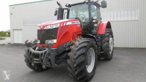 селскостопански трактор Massey Ferguson Philippe Galarme, Olivier Laboute