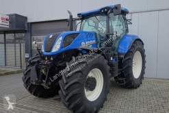 New Holland T7.230 LWB Powercommand farm tractor