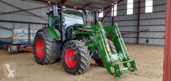 tracteur agricole Fendt 10 %