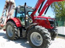 Massey Ferguson 6714 tracteur agricole occasion