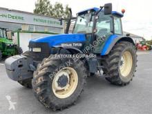tractor agrícola New Holland TM 135