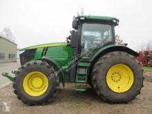 tractor agrícola John Deere 7215R