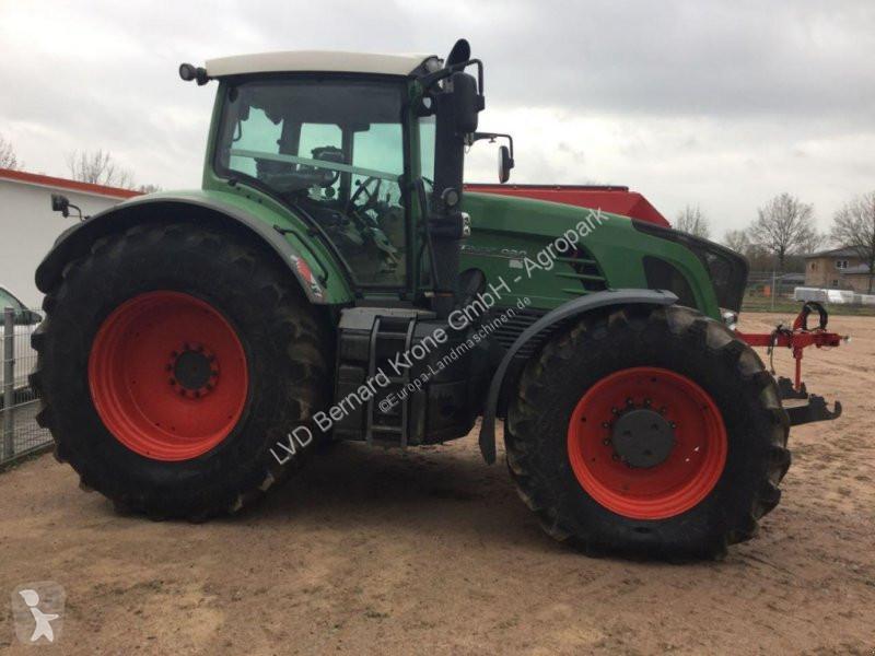 Преглед на снимките Селскостопански трактор Fendt 930 Vario TMS