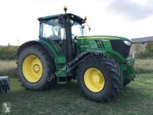 John Deere 6210R farm tractor
