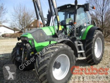 tracteur agricole Deutz-Fahr M 640 ProfiLine