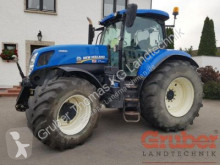 tractor agrícola New Holland T7.225