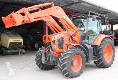 Преглед на снимките Селскостопански трактор Kubota M7-171 Forst