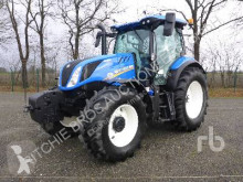tractor agrícola New Holland T6.145