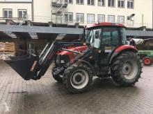 tracteur agricole Case IH JX 60 + Frontlader