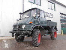 Mercedes U 600 (421) farm tractor