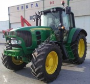 Used old tractor farm tractor John Deere 6MC 6530