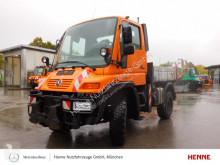 trattore agricolo Mercedes U290 3080 Unimog