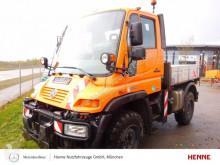 trattore agricolo Mercedes U290 3080 60 km/h Unimog
