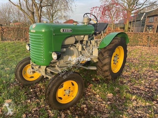 Преглед на снимките Селскостопански трактор Steyr 1801