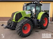 tracteur agricole Claas Axion 840