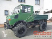 trattore agricolo Mercedes U 1000