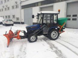 trattore agricolo Farmtrac Farmtrac 26 26PS Winterdienst Traktor Schneeschild Streuer NEU