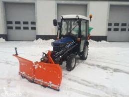 tracteur agricole Farmtrac Farmtrac 22 22PS Winterdienst Traktor Schneeschild Streuer NEU