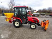 Micro tracteur Branson 2900H 28PS Traktor Schlepper Winterdienst V Schneeschild NEU