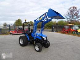 Tractor agrícola Micro tractor Solis 26 26PS NEU Traktor Schlepper Frontlader Rasenreif NEU