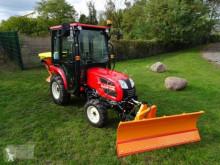 Micro tracteur Branson 2900H 28PS Traktor Schlepper Winterdienst Schneeschild NEU