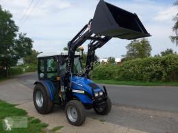 tracteur agricole nc 550 Kabine Frontlader Schaufel 52PS Perkins Motor Neu