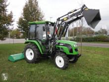 селскостопански трактор Foton Foton 504 TB504C 50PS Kabine Frontlader NEU