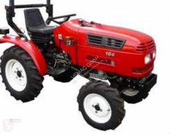 Bahçe traktörü Mahindra 164 16PS Schlepper Traktor Allrad Bulldog