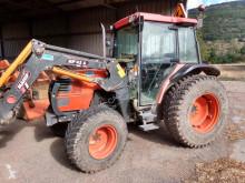Kubota Philippe Galarme, Olivier Laboute farm tractor