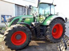 Tractor agrícola tractor agrícola usado Fendt 720 PROFI
