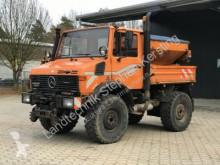 Mercedes Unimog U 1200 427/10 farm tractor