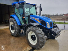 Landbouwtractor New Holland TD 100 tweedehands