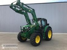 tracteur agricole John Deere 6125 M