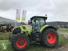 tracteur agricole Claas AXION 850 Cebis Hexa-shift