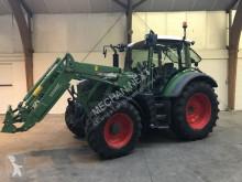 tracteur agricole Fendt 514 Vario