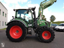 tracteur agricole Fendt Philippe Galarme, Olivier Laboute