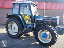 tracteur agricole Ford 6640 SLE