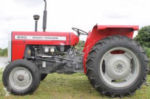 Tarım traktörü Massey Ferguson 240 2wd ikinci el araç