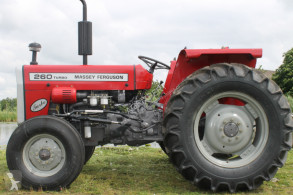Tractor agricol Massey Ferguson 260 Turbo 2wd second-hand